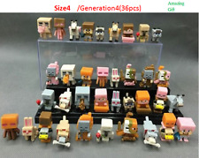 36 Pcs Lot Minecraft Action Figure Toy Doll Playset Kid Xmas Gift USA Seller