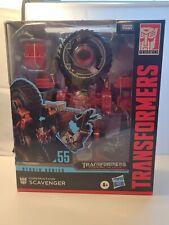 Transformers Studio Series Leader Class 55 / Constructicon Scavenger