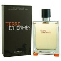 Hermes Terre D'Hermes Edt Eau de Toilette Spray for Men 200ml NEU/OVP