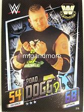 Slam Attax Then Now Forever - #215 Road Dogg