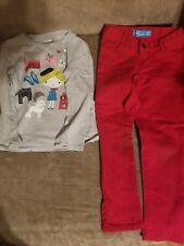 Girls clothing lot size 5 T spring/summer . Carter's,  Old Navy