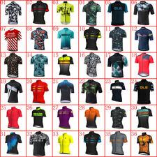New Team bike shirt Mens 2020 Cycling Jersey short sleeve Tops bicycle uniform