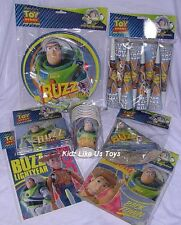 ~ Toy Story - COMPLETE PARTY PACK FOR 8 - 64 Pieces