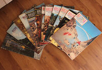 Vintage ARIZONA HIGHWAYS Magazines Lot of 13 from 40's to Early 60's