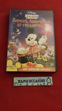 LA MAISON DE MICKEY INDICES SURPRISE ET FRIANDISES / WALT DISNEY DVD VIDEO PAL