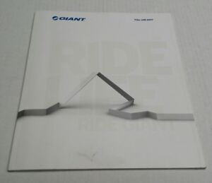 2007 Giant Bicycles Full Line Retail Catalog Brochure Road Mountain Cruiser USA