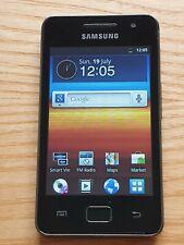Samsung Galaxy S WiFi 3.6 (8GB) YP-GS1CB/XEU Digital Media Player - Working