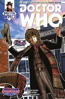 DOCTOR WHO 4TH #1 Borderlands SCComicon Exclusive Variant Tony Shasteen Titan