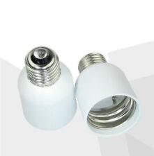 1 ADAPTATEUR DOUILLE E27 E40 AMPOULE CULOT ECLAIRAGE LAMPE ATELIER