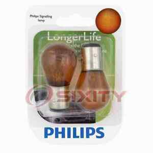 Philips Parking Light Bulb for Geo Tracker 1989-1997 Electrical Lighting no