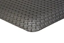2' x 3' Approx 5/8''Thick Diamond Surface Anti Fatigue Matting & Industrial Mat.