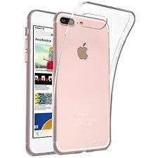 Apple Iphone 7/8 casos de parachoques de silicona a prueba de golpes & Templado Protectores De Pantalla