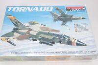 Monogram Panavia Tornado Jet 1:72 Model Airplane Kit Swing Wing RAF Luftwaffe