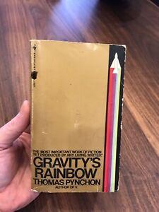 Gravity's Rainbow by Thomas Pynchon Bantam Edition Paperback 9th Printing