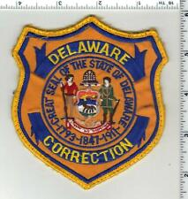 Corrections (Delaware) 1st Issue Uniform Take-Off Shoulder Patch