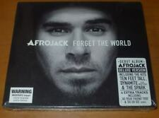 Forget the World [Deluxe Edition] [PA] by Afrojack (DJ) (CD, May-2014, Def Jam
