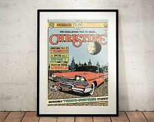 Christine. Limited Edition Print. John Carpenter. 80s Cult Movie (Print /Poster)