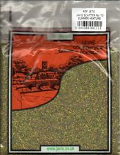 JAVIS SCENIC SCATTER & CHIPPINGS FOR RAILWAY DIORAMAS AND WARGAMING