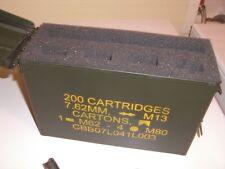30 Caliber Ammo Can Foam Insert-Turn your ammo can into a pistol/handgun case
