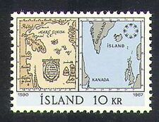 Iceland 1967 Maps/Navigation//World Fair/Animation 1v (n37869)