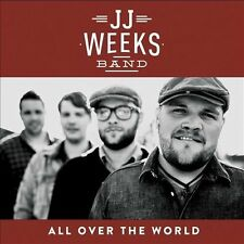 All Over the World - JJ Weeks Band (CD, 2013, Inpop Records)