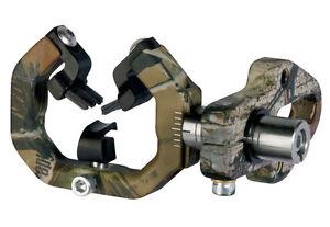 New NAP Quiktune 360 Full Capture Arrow Rest Right Hand Realtree APG Camo 60-691