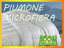 PIUMINO INTERNO MATRIMONIALE 100% MICROFIBRA SINTETICO
