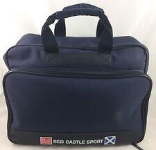 Sac langer Red Castle bleu marine+tapis+sac isotherme // baby blue changing bag