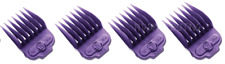 ANDIS ATTACH COMB 1 MAGNET 4 PACK #66320 #5-8 NANO FADE MASTER FAST FEED CLIPPER