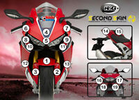 R&G Second Skin Honda CBR1000RR 2017 2018 Stone Chip Paint Protection Guard Kit