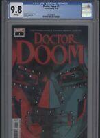 Doctor Doom #1 CGC 9.8 - Dr.