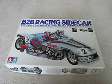 B2B Racing Sidecar, 3 wheel Motorcycle Rc kit, Tamiya Ra0817, 1/8