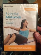 STOTT PILATES Essential Matwork 3rd Edition (6 Languages)