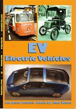Book - Electric Vehicles Milk Floats Vans Cars A-Z Sinclair - Auto Review
