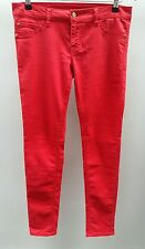 Fire Los Angeles Red Jeans Size Small 8-10 <C2367