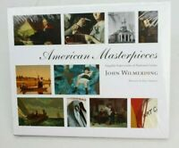 American Masterpieces Singular Expressions of National Genius Book by Wilmerding