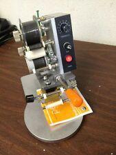 DY8-B Hot Code Printer Stamping Tools Equipment Manual Codes Printing Machine