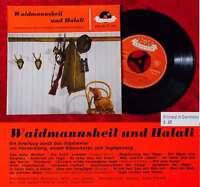 EP Waidmannsheil und Halali (Polydor 20 393 EPH) D 1960