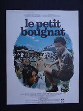 LE PETIT BOUGNAT / Isabelle ADJANI / film scenario pressbook cinema
