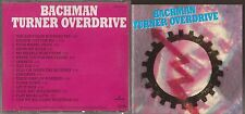 Bachman Turner Overdrive CD: Bachman Turner Overdrive (duemila uno; best of)