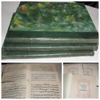 Collection de QUATUORS par J.HAYDN - 2 Violons, Viola & Violoncelle - N°37 à 83