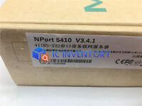 1PCS New In Box MOXA Device Server Nport 5410 ( Nport5410 )