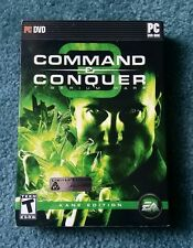 Command & Conquer 3 Tiberium Wars Kane Edition Limited Edition for PC #80813