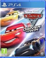 Cars 3: Driven to Win | PlayStation 4 PS4 New (4)