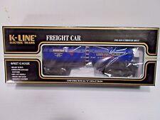 K-LINE K-5425 TRIPLE DOME TANK CAR 25th. ANNIVERSARY NEW c