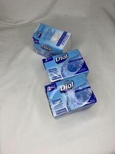 DIAL SPRING WATER ANTIBACTERIAL SOAP KILLS BACTERIA 3 (2pk) Jabon