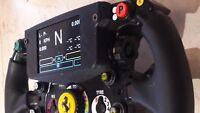 Smartphone holder SimplyMod F1 Dash for Thrustmaster Ferrari F1 Wheel Add-On
