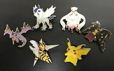 Pokemon TCG : 5 MEGA POKEMON NEW COLLECTOR PIN SET  + BONUS PIKACHU PIN