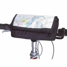 "Inertia Designs Roadtrip Handlebar Bag - Blk - Converts to Waist Pack - 10"" x 6"""