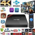 NEXBOX A95X Smart TV BOX Android 6.0 S905X Quad Core WIFI HD 1080P Media Player